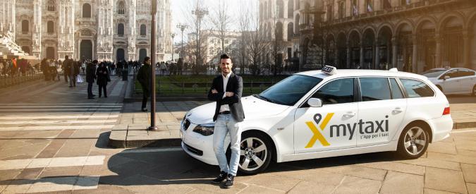 """Mytaxi, l'app arriva a Milano. E vuole essere """"l'alternativa legale"""" a Uber"""
