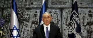 """Nucleare, Netanyahu: """"Firma solo se Iran riconosce diritto di Israele a esistere"""""""