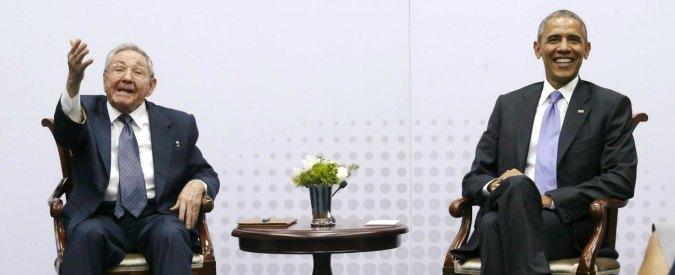 Incontro Raúl-Obama, protagonisti a Panama: il dialogo Usa-Cuba va avanti