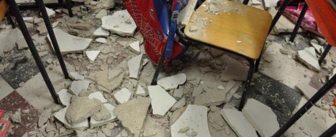 Ostuni, dopo il crollo ripartono le lezioni per i 687 bambini del Pessina