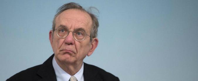 """Grecia, Padoan: """"Crisi non aumenta il debito, esposizione dell'Italia è 36 miliardi"""""""