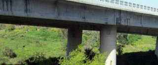 Autostrada Palermo-Catania, cede pilone. La Sicilia divisa a metà