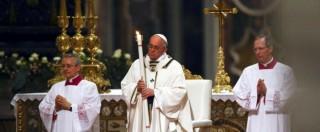 """Papa Francesco: """"Quello armeno fu primo genocidio. Ma ne vediamo anche oggi"""""""