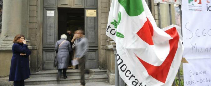 Pd, a Bologna porta a porta contro il crollo di iscritti. Task force: 100 volontari