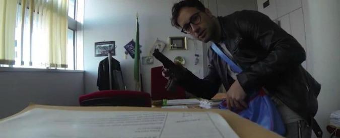 """Pescara, in tribunale con una pistola: """"Volevo documentare la scarsa sicurezza"""""""