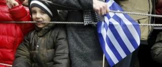 Grecia, Piraeus Bank cancella debiti e congela mutui alle famiglie più povere