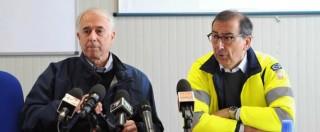Expo 2015,  ai cantieri sopralluogo di Pisapia: 'Fatti passi da gigante, fiducioso'