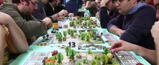 Play, a Modena il festival del gioco: carte, cacce al tesoro, simulazioni su Resistenza