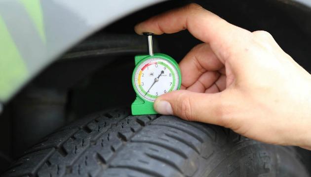 pneumatici misura battistrada