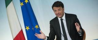 """Azzollini, Renzi: """"Non siamo passacarte dei pm, rischio fumus persecutionis"""""""