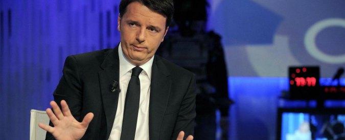 """Libia, Renzi: """"Prodi negoziatore? No dell'Onu per i suoi rapporti con Gheddafi"""""""