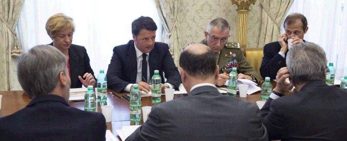 """Migranti, Mattarella: """"Ue si impegni"""". Renzi: """"Consiglio europeo straordinario"""""""