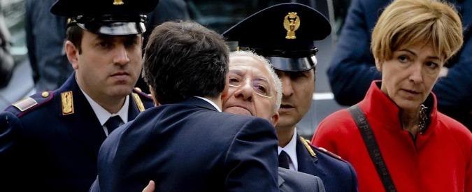 """Regionali Campania, Renzi: """"In liste per De Luca candidati che non voterei mai"""""""
