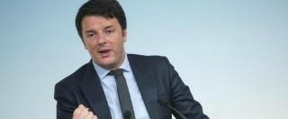 """Def, Renzi: """"Nel 2015 non ci sono tagli a prestazioni né aumenti di tasse"""""""