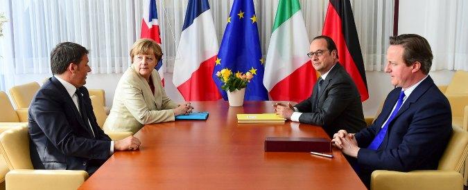 Vertice Ue, per Triton da 3 a 9 milioni. Sì a ripartizione quote, no al raddoppio