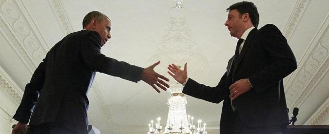 Renzi a Washington critica i greci. E se l'Italia fosse il prossimo malato d'Europa?