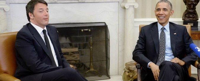 "Renzi alla Casa Bianca. Obama: ""Grecia prenda decisioni dure. Sì a flessibilità"""