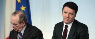 """Spending review, per Renzi vale """"25 miliardi"""". Ma la manovra ne ha tagliati solo 7 e uscite correnti sono aumentate"""