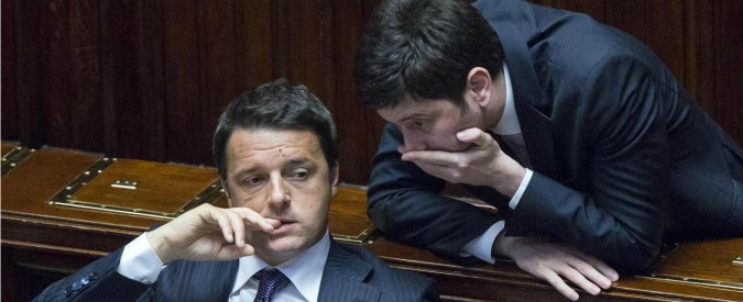 """Italicum, Renzi: """"E' legato al governo"""". Speranza lascia: """"Profondo dissenso"""""""