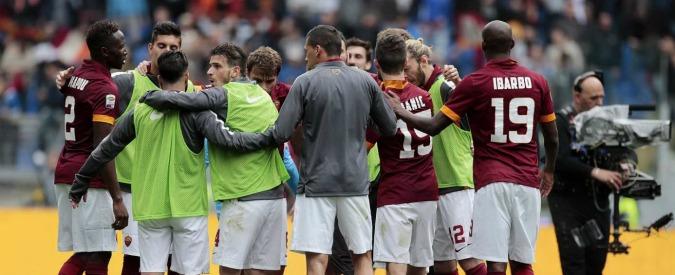 Roma-Napoli, finisce 1 a 0. Decide Pjanic e i giallorossi restano al secondo posto