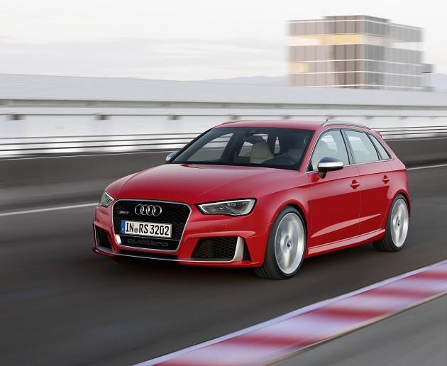 Audi RS3 (2015)