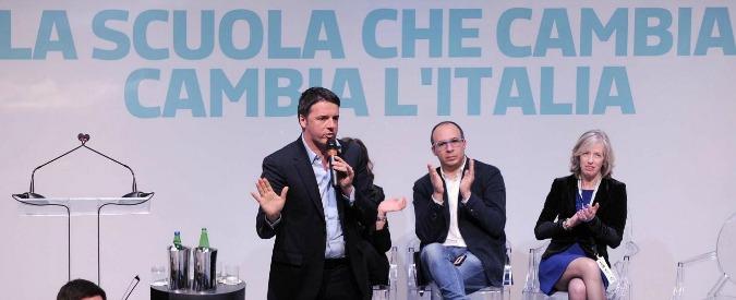 """Scuola, Renzi attacca sindacati: """"Fa ridere scioperare contro governo che assume"""""""