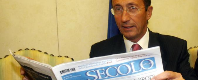 Editoria: al Secolo d'Italia 69 milioni di euro dei contribuenti in 24 anni