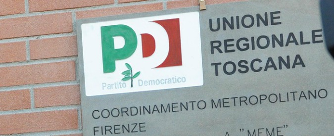 """Regionali Toscana, Pd e liste di candidati: """"Non sai quanta merda ti arriva"""""""