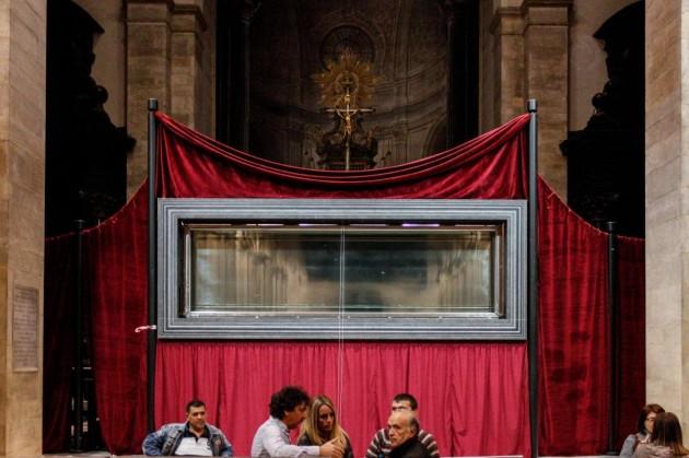Preparativi per l'accoglienza dei pellegrini in vista della Ostensione della Sacra Sindone