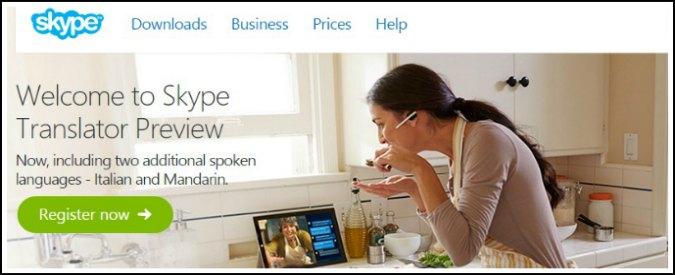 Skype Translator, verso traduttore audio in tempo reale. Anche in italiano e cinese