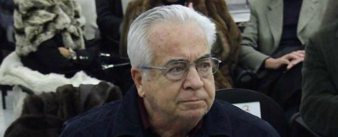 Contributi editoria, Ciarrapico condannato a 3 anni per provento illecito