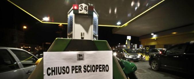"""Sciopero benzinai il 5 e 6 maggio: """"Vicino a Expo forse più attenzione per proteste"""""""