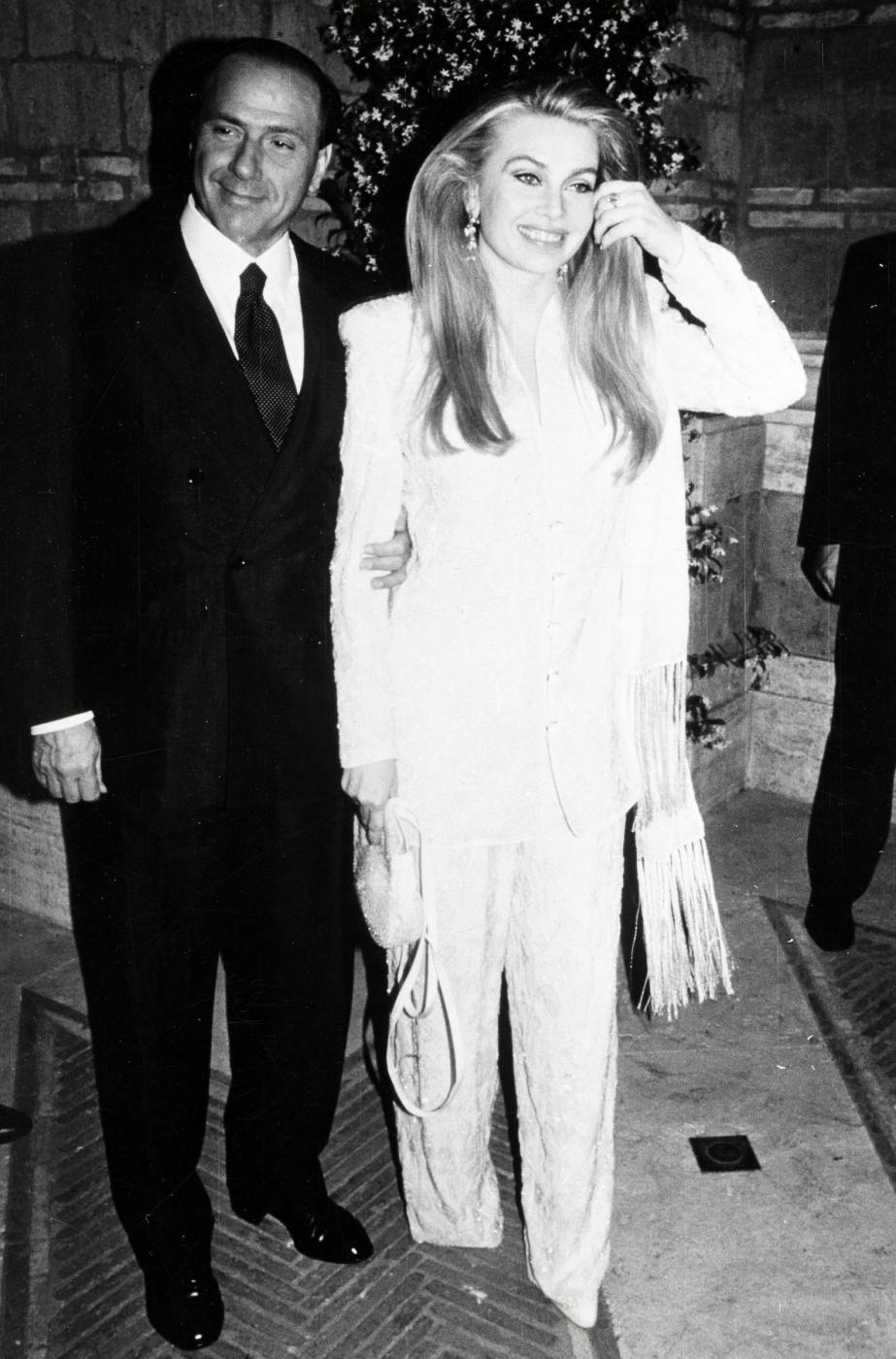 Berlusconi e Veronica – anni '90
