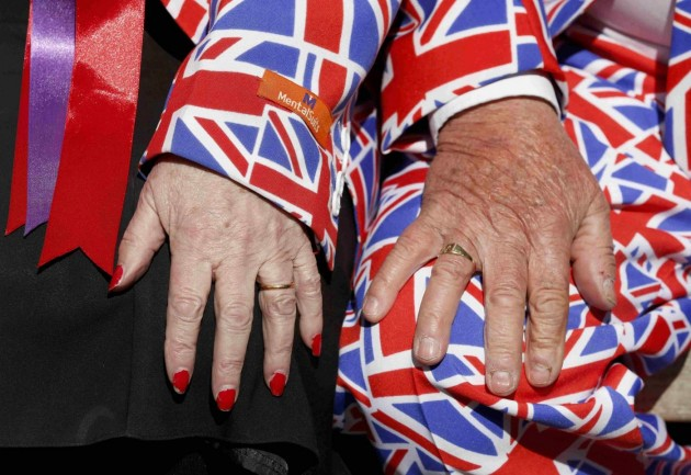 Molti fan della duchessa attendono la nascita del royal baby