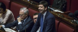 """Italicum, Speranza: """"Fiducia sarebbe violenza al Parlamento. Renzi ci ripensi"""""""