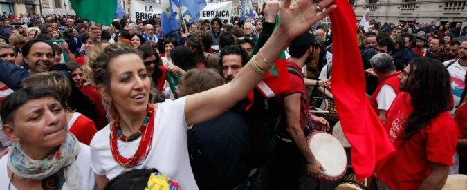 25 aprile, vincono gli studenti: volti puliti, contenuti e una nuova idea per Milano