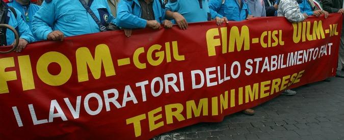 """Termini Imerese, Blutec non paga gli operai. Sindacati: """"Presi in giro da Renzi"""""""