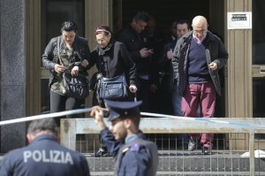Milano, sparatoria in tribunale