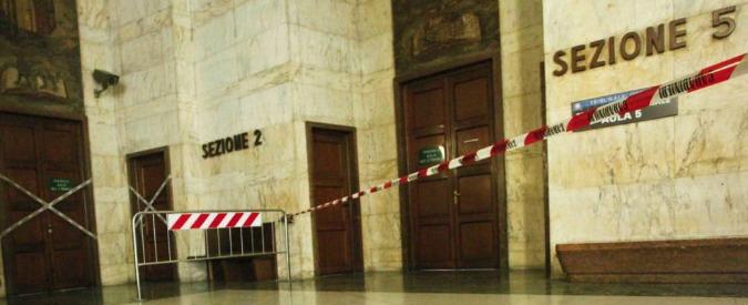 Magistrati sotto attacco: piombo e fango sulla giustizia