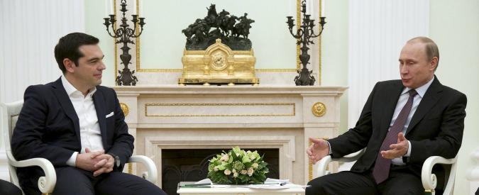 """Grecia, Spiegel: """"15 miliardi di ossigeno in arrivo da Mosca e Pechino"""""""