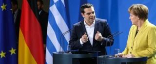 """Crisi Grecia, """"la Germania ha risparmiato in 5 anni 100 miliardi di interessi"""""""
