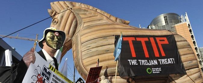 Ttip: fermiamo il trattato fantasma