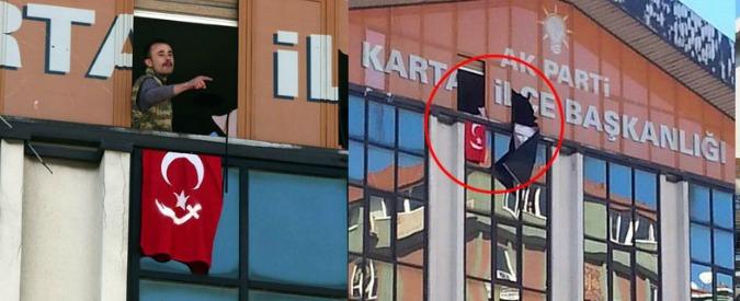 Istanbul sotto attacco: assalto alla questura. Uccisa donna kamikaze