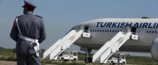 """Turchia, allarme bomba: """"Rientrato aereo Turkish Airlines diretto a Lisbona"""""""