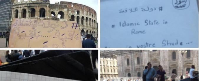 """Isis, nuovi messaggi di minacce a Italia su Twitter. I servizi: """"Pura propaganda"""""""