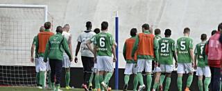 Varese-Avellino, dopo i vandali la solidarietà: tifosi ospitati dai lombardi