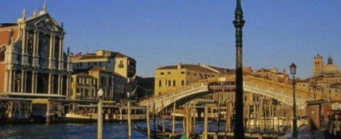 """Venezia, Corte Conti: """"Ovovia ponte Calatrava inutile, l'ex giunta risarcisca"""""""