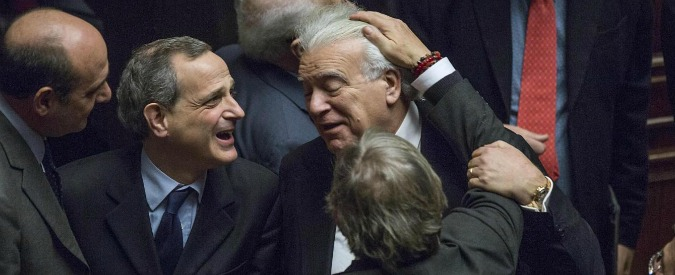 Verdini, i senatori del nuovo gruppo? Craxiani, lombardiani e cosentiniani