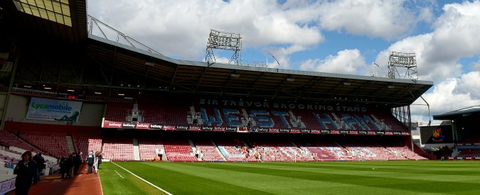 Diritti tv e nuovo stadio: il West Ham taglia del 57% il prezzo dei biglietti