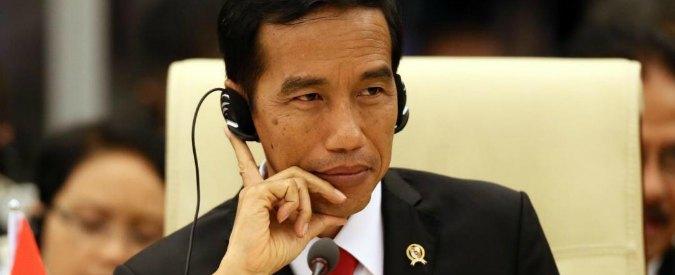 Indonesia, le critiche al presidente Widodo: dalle esecuzioni alle tangenti